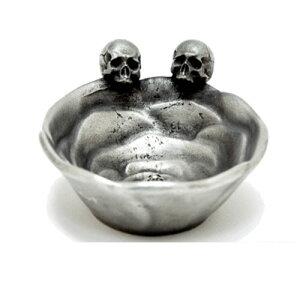 【BURDEN OF PROOF】バーデンオブプルーフスカルアッシュトレイ/灰皿