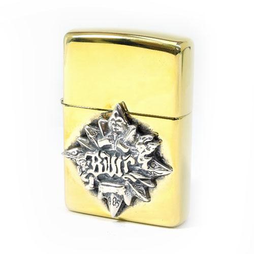 【BWL】Bill Wall Leather ビルウォールレザー【送料無料】【あす楽】NAUTICAL STAR/ノーティカルスタージッポ/ジッポー/ブラス/真鍮/シルバー/スター