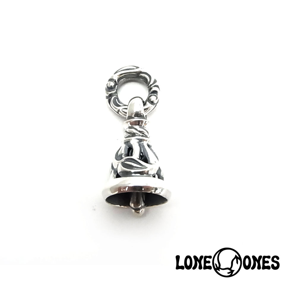 【LONE ONES】ロンワンズ【送料無料】【あす楽】/MF Pendant: Crane Bell - Small クレーンベル スモール/シルバーペンダント