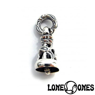 【LONE ONES】ロンワンズ【送料無料】【あす楽】/MF Pendant: Dove Bell - Large ドーブベル ラージ/シルバーペンダント/ベル/Lサイズ/ドーブ