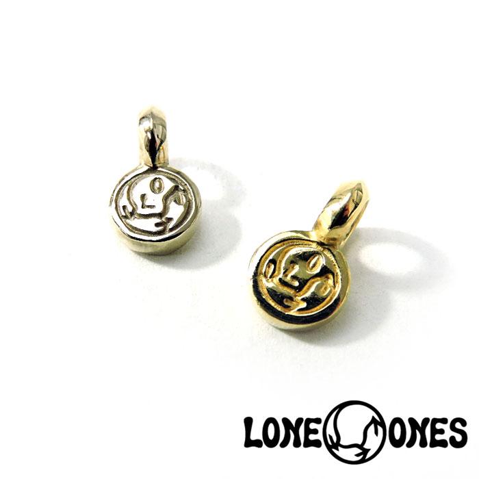 【LONE ONES】ロンワンズ【送料無料】【あす楽】/MF Pendant: Logo Tag 18kt Gold ロゴタグ18KGペンダント