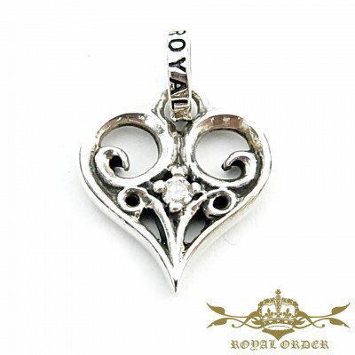 【ROYAL ORDER】ロイヤルオーダー【送料無料】【あす楽】/ ALLEGRA HEART w/DIAMOND アレグラハートw/ダイヤモンド