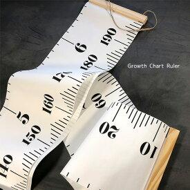 Growth Chart Ruler 身長計 壁掛け 木製 子供 キッズ 家族みんなで使える 壁掛け身長計 フィート センチ シンプル