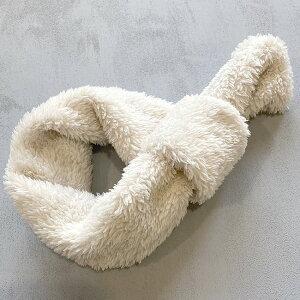 日本製ふわふわベビースカーフマフラー軽くて柔らかKufuuクフウベビーフリースボアネックウォーマー