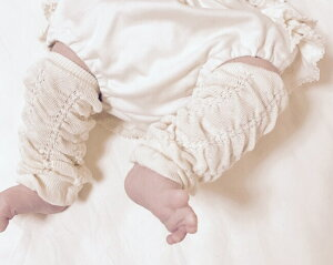 巾着付オーガニック6点セット0-1歳レッグウェアー靴下レッグウォーマーソックス
