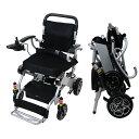 送料無料 新品 電動車椅子 アルミ製 折りたたみ 車椅子 TAISコード取得済 軽量 コンパクト 電動 手動 切替 充電 電動…