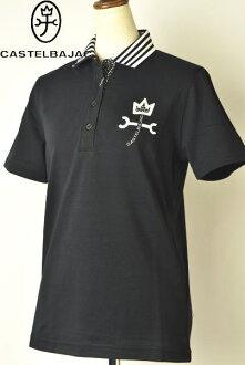 Castelbajac sports golf short sleeves polo shirt