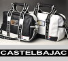 Castelbajac (CASTELBAJAC) iketei 有限空气手提袋小