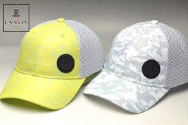 【30%OFFセール】【2019春夏新作】ランバン スポール ゴルフ キャップ【LANVIN SPORT】【メンズ】【帽子】【メッシュ】【ランバン スポール】【あす楽_翌日着荷可】