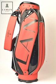 ランバン スポール ゴルフ LANVIN SPORTキャディバッグ メンズ 2021春夏新作 送料無料47インチ対応 8.5型 3.3kg ランバン スポールあす楽_翌日着荷可