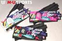 MUスポーツ ゴルフ M・U SPORTS両手グローブ レディース 2020春夏新作S-M-L 手袋 エムユースポーツあす楽_翌日着荷可
