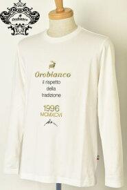 オロビアンコ Orobianco長袖Tシャツ メンズ 2019秋冬新作M-L-LL トップス オロビアンコあす楽_翌日着荷可