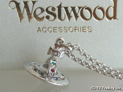 Vivienne Westwood ヴィヴィアンウエストウッド NEW Petite Orb Pendant 新 プチ オーブ ペンダント SV【あす楽対応】【YDKG-k】【W3】【送料無料】【smtb-k】