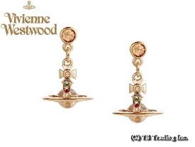 Vivienne Westwood ヴィヴィアンウエストウッド ★New Tiny Orb Pierced Earrings 新・タイニー オーブ ピアス (GOLD)【あす楽対応】【YDKG-k】【W3】