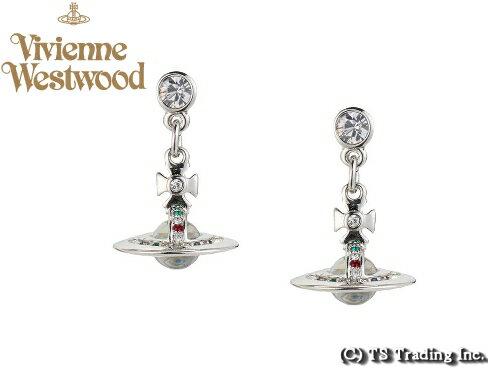 Vivienne Westwood ヴィヴィアンウエストウッド★New Tiny Orb Pierced Earrings(SV)新・タイニー オーブ ピアス (SV)【あす楽対応】【YDKG-k】【W3】【送料無料】【smtb-k】