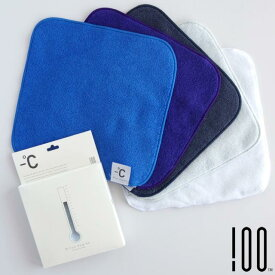 -°C Minus Degree マイナス ディグリー 100% ホワイト/グレー/マリン/ブルー/ネイビー 23×23cm