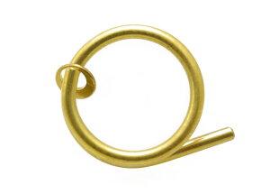 FORM×amabroMoneyClipフォーム×アマブロマネークリップ真鍮製マネークリップブラスアンティーク花里政信