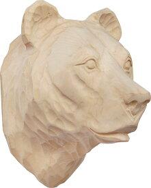 amabro WOOD ANIMAL HEAD Bear アマブロ ウッドアニマルヘッド クマ