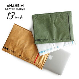 Anaheim Laptop Sleeve 13inch アナハイム ラップトップスリーブ 13インチ MacBook Pro Air ケース 13 タイベック
