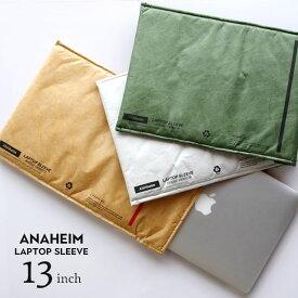 Anaheim Laptop Sleeve 13inch アナハイム ラップトップスリーブ 13インチ MacBook Pro Air ケース 13 タイベック クラフト/カーキ/アイスグレー