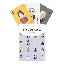 ザクールクラブクラシックTheCoolClubClassicsトランプカードゲーム有名人ミュージシャンアーティストおしゃれ