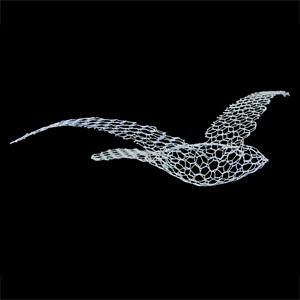 【送料無料】BIRDS S size バード Sサイズ MAGIS マジス Benedita Mori Ubaldini ベネディータ・モリ・ウバルディーニ鳥のモビール/メタルワイヤー/オブジェ/【代引不可】