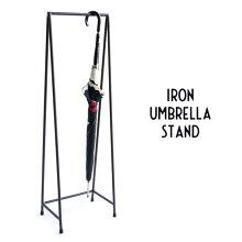 IronUmbrellaStandアイアンアンブレラスタンドHornPlease鉄製傘立てW30×D23×H93cm