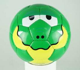 サッカー フットサル ミニボール フットボール ZOO  ワニ BSF-Z0005-Z10