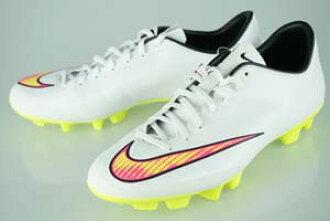 Soccer Pro-Shop Players  Football spike Nike Mercurial victory V HG-V white    Volt   hyper pink   black  115c7838f