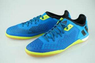 e82fb6c76b Soccer Pro-Shop Players  Futsal shoes adidas ACE 16.1 CT boost Sara shock  blue S 16   night met F 13   core black AF4250