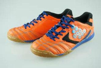 五人制足球鞋 CE bolme 三月份 CF 橙色 / 藍色 / 薩克斯 121-58986