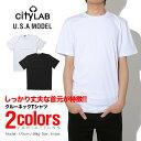 【ネコポス】CITY LAB Tシャツ シティラブ クルーネック メンズ レディース USAモデル クルーネック Tシャツ 無地 大きいサイズ ダンス…