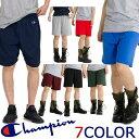 CHAMPION チャンピオン ハーフパンツ ショートパンツ レディース メンズ 無地 USAモデル 大きいサイズ ヒップホップ ダンス ストリート