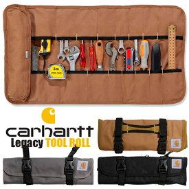 カーハート ツールロール Carhartt 道具入れ 男性用 DIY 工具箱 工具入れ ペグ ハンマー ケース 父の日 プレゼント