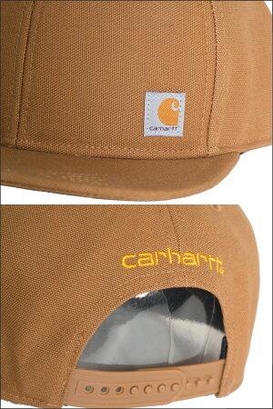 カーハートCarharttWORKCAMOCAP/STRAPBACKCAPキャンバスワークカモキャップ/ストラップバックリアルツリー/迷彩/メンズアメカジ/【RCP】作業服