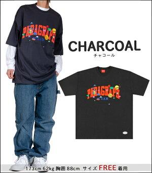 ParagrapTシャツパラグラフParagrapメンズレディースOTWロゴブラック黒白ホワイトヒップホップストリートアメカジ大きいサイズ父の日ギフト