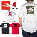【ネコポスで送料200円】ザ ノースフェイス THE NORTH FACE 半袖 Tシャツ ロゴ Tシャツ メンズ レディース ヒップホップ ストリート ア…