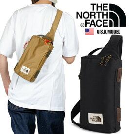 ザ ノースフェイス ボディバッグ ベルトバッグ ウエストパック THE NORTH FACE 正規品 メンズ ヒップバッグ アメカジ アウトドア ブラック 黒 カーキ 父の日 プレゼント