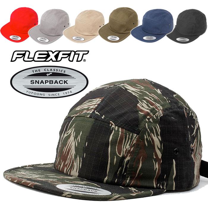FLEXFIT ジョッキーキャップ フレックスフィット スナップバックキャップ 帽子 ブラック 黒 ネイビー レッド 無地