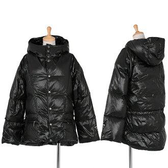 Wise Y's x MONCLER MONCLER nylon down jacket Black 2