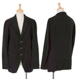 ワイズY's 製品染めピリング加工ジャケット 濃緑紫3【中古】 【レディース】