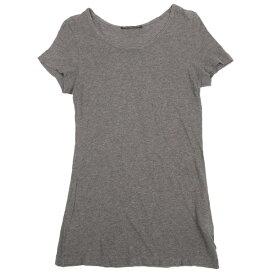 ワイズY's コットンTシャツ グレー 濃グレー2【中古】 【レディース】