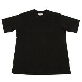 ヨウジヤマモトプールオムYohji Yamamoto pour homme サイドタグTシャツ 黒4【中古】 【メンズ】
