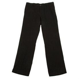 ワイズY's 混紡起毛パンツ 黒3【中古】 【レディース】