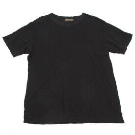 ワイズフォーメンY's for men リバーシブルメッシュTシャツ 黒M位【中古】 【メンズ】