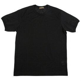 ワイズフォーメンY's for men ポリメッシュTシャツ 黒M位【中古】 【メンズ】