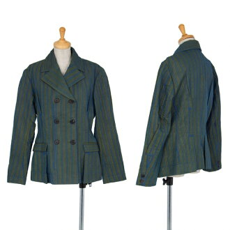 ISSEY MIYAKE Stitch Design Jacket