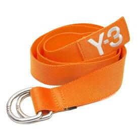ワイスリーY-3 メッシュリングベルト オレンジ【中古】 【レディース】
