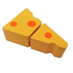 エドインター 木のままごとあそび チーズ