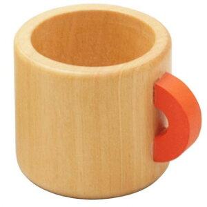 エドインター  木のままごとあそび マグカップ